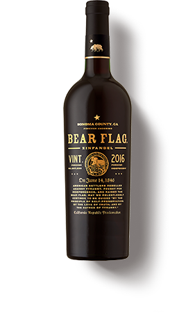 3f20f79195 Buy Bear Flag Bear Flag Zinfandel wine from Sonoma UNITED STATES on ...